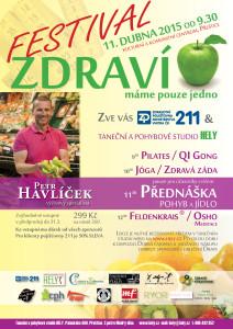 Festival zdraví s Petrem Havlíčkem